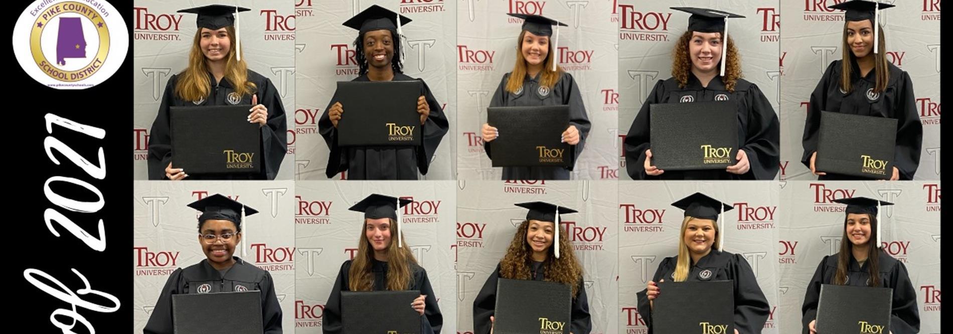 Troy Grads