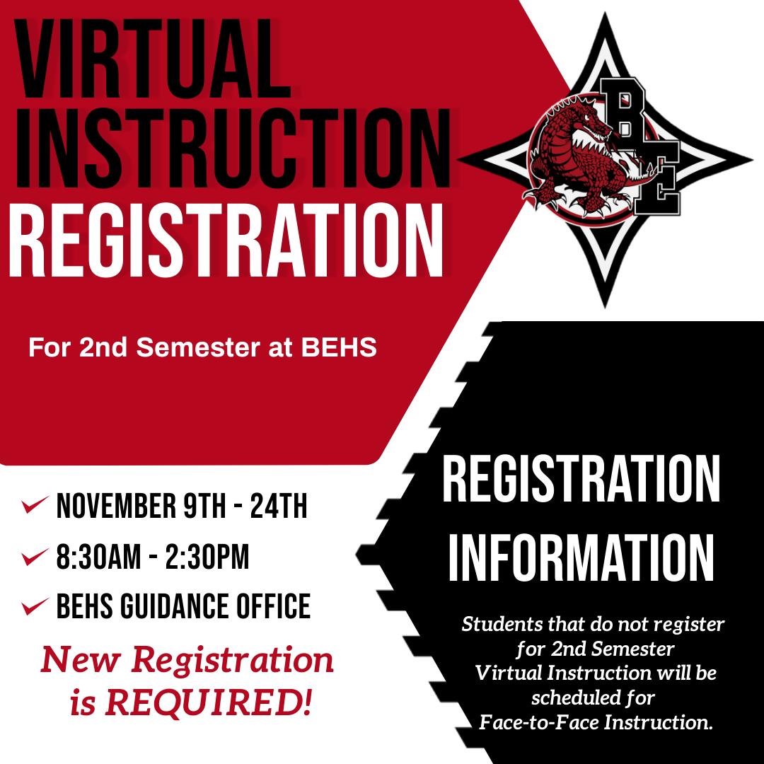 Virtual Registration