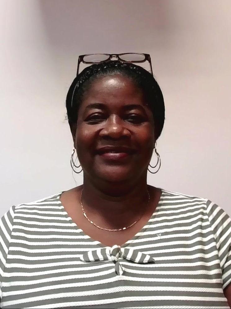 Ms Harrison