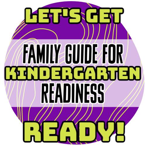 kindergarten readiness guide