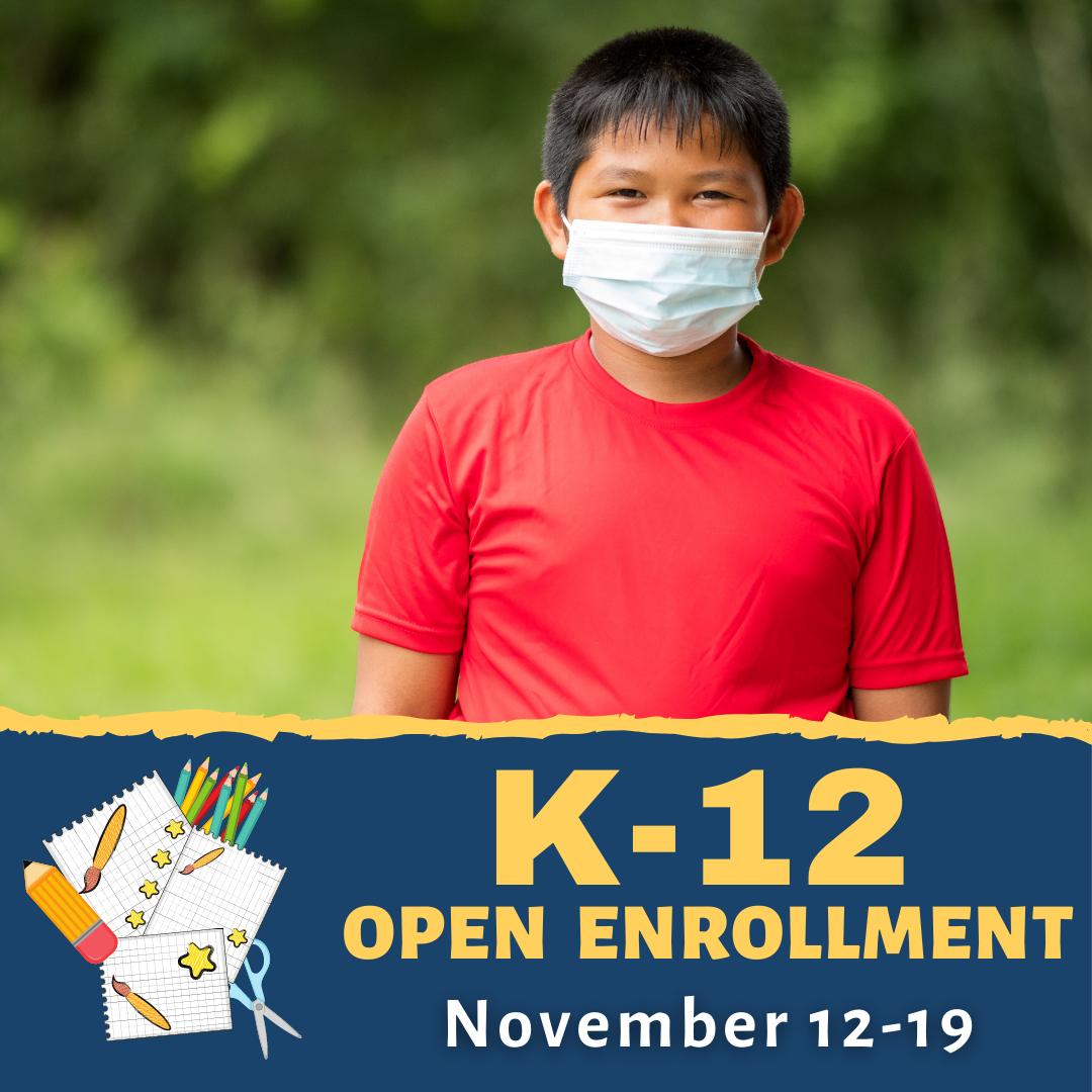 K-12 Open Enrollment