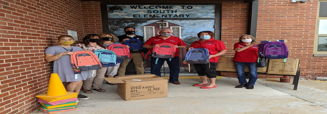 Donation Backpacks