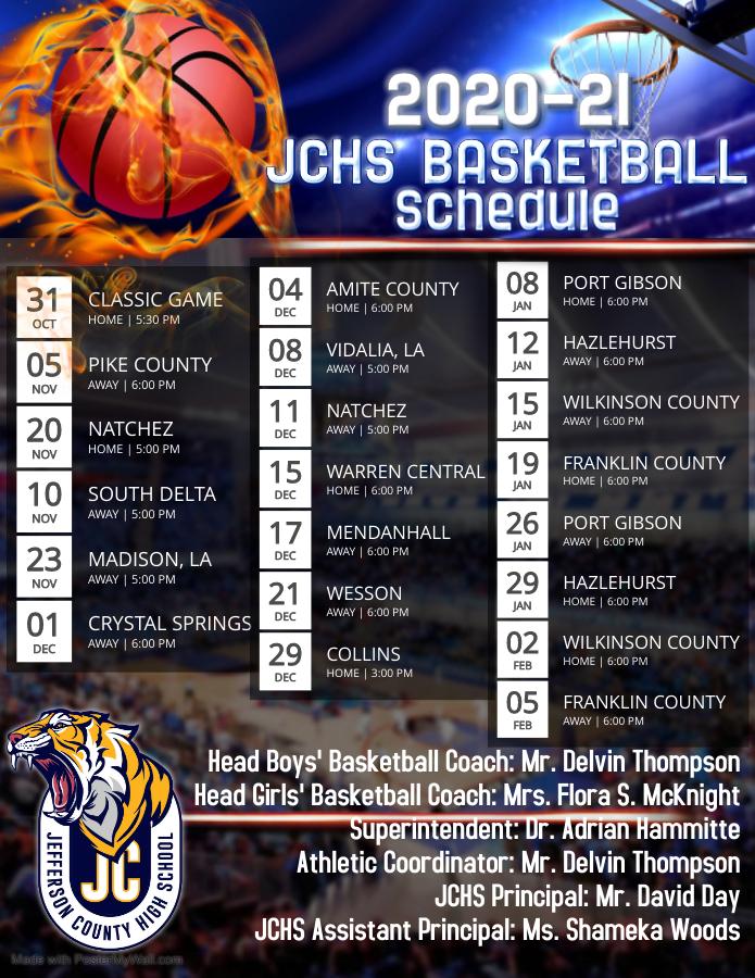 20-21 Basketball
