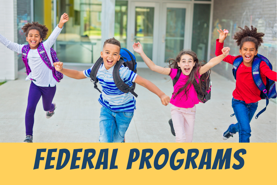 Federal Programs Page