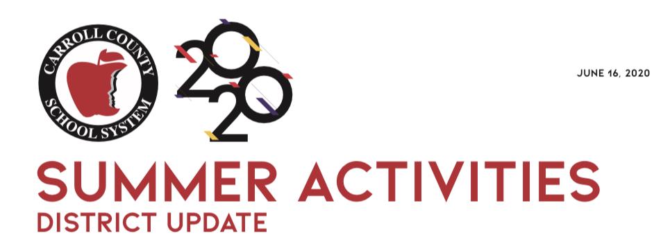 summer activity link