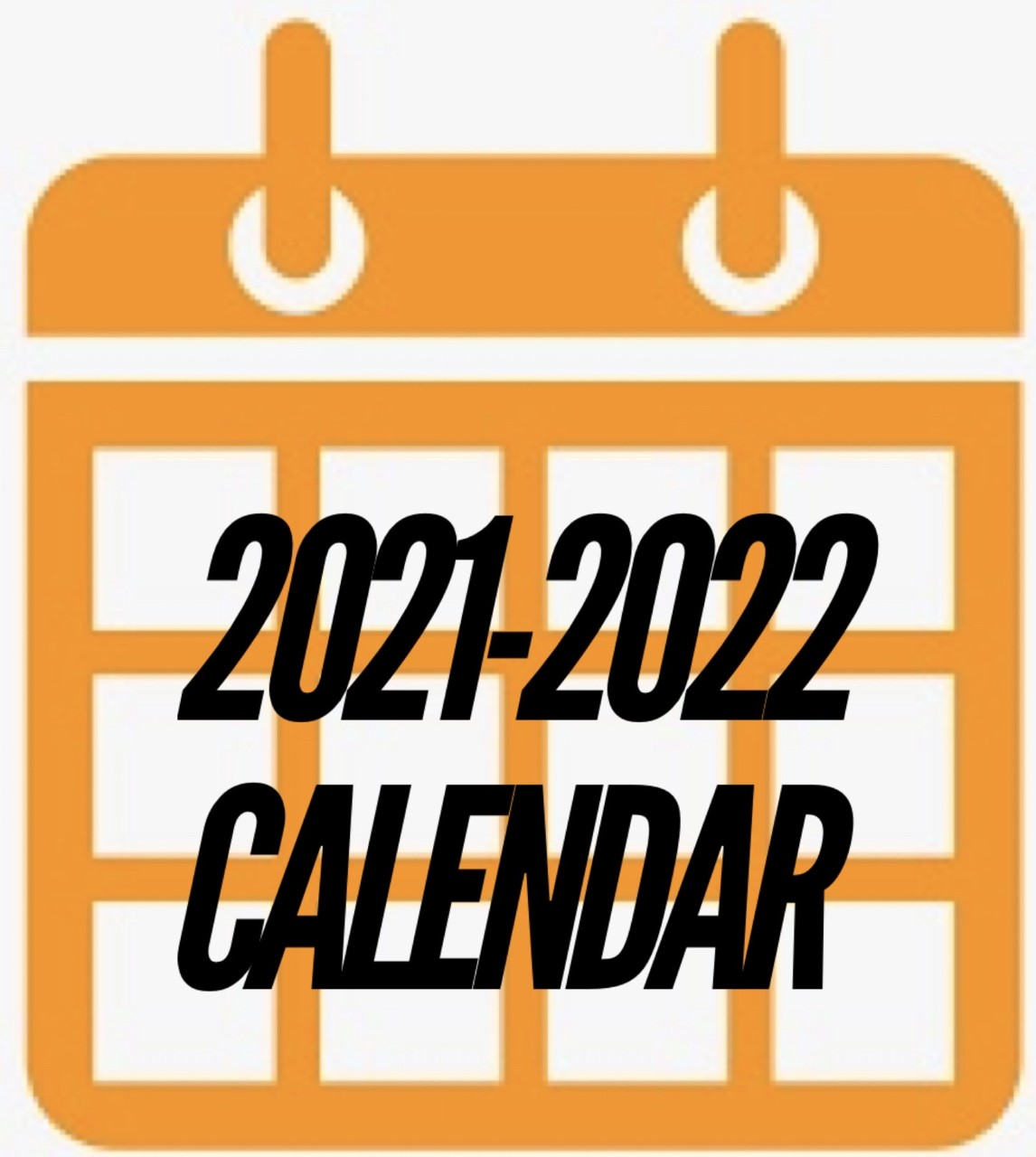 2021-2022 school year calendar (draft)