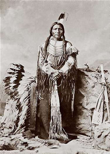 photo of chief crazy horse