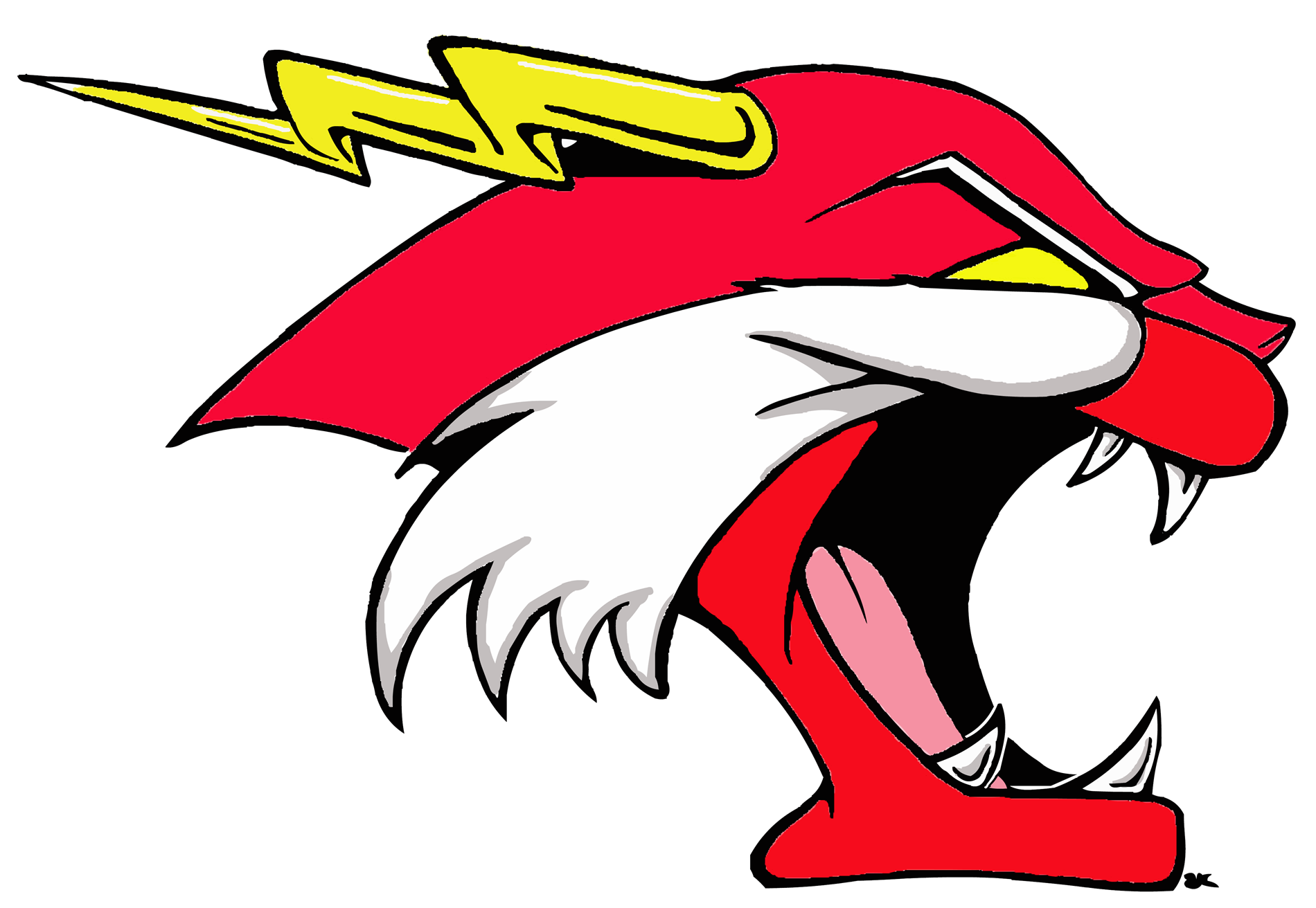 Thunderbolt MS Thundercats logo