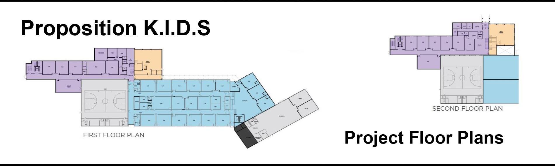 Project Floor Plans