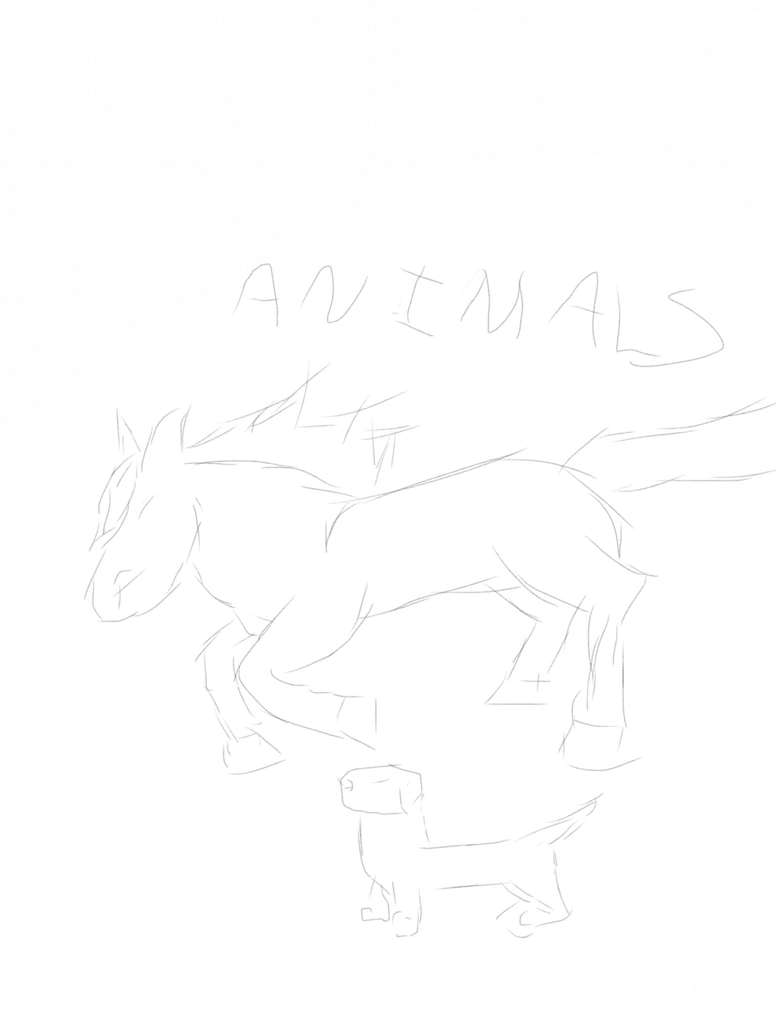 Digital Drawing for WEEK 11 (4th Grade)