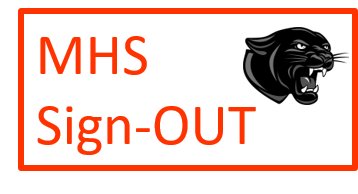 MHS Sign Out