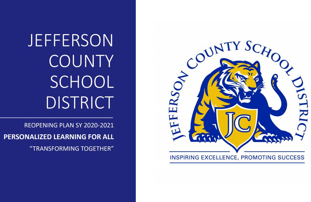 JCSD Reopening Plan