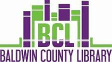 Baldwin County Library Cooperative logo