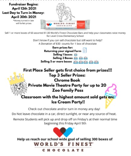 Fundraiser Information