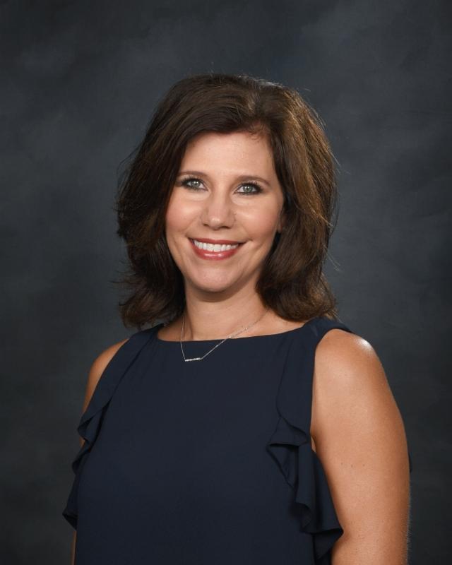 Celeste Lyda, Middle School Counselor