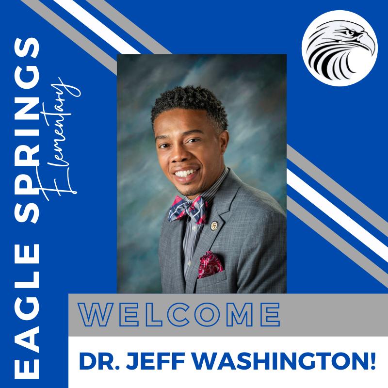 Welcome Dr. Washington