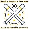 Amite County Baseball Schedule