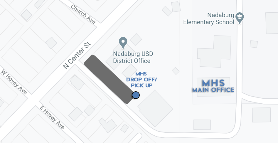 MHS Campus Map