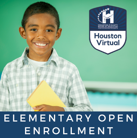 Elementary Learning Options Open Enrollment information
