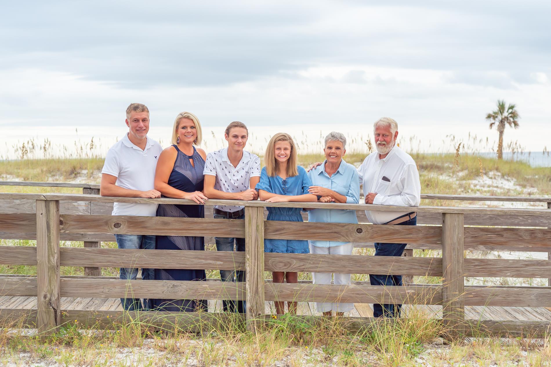 Brianne Matheney Headshot Family