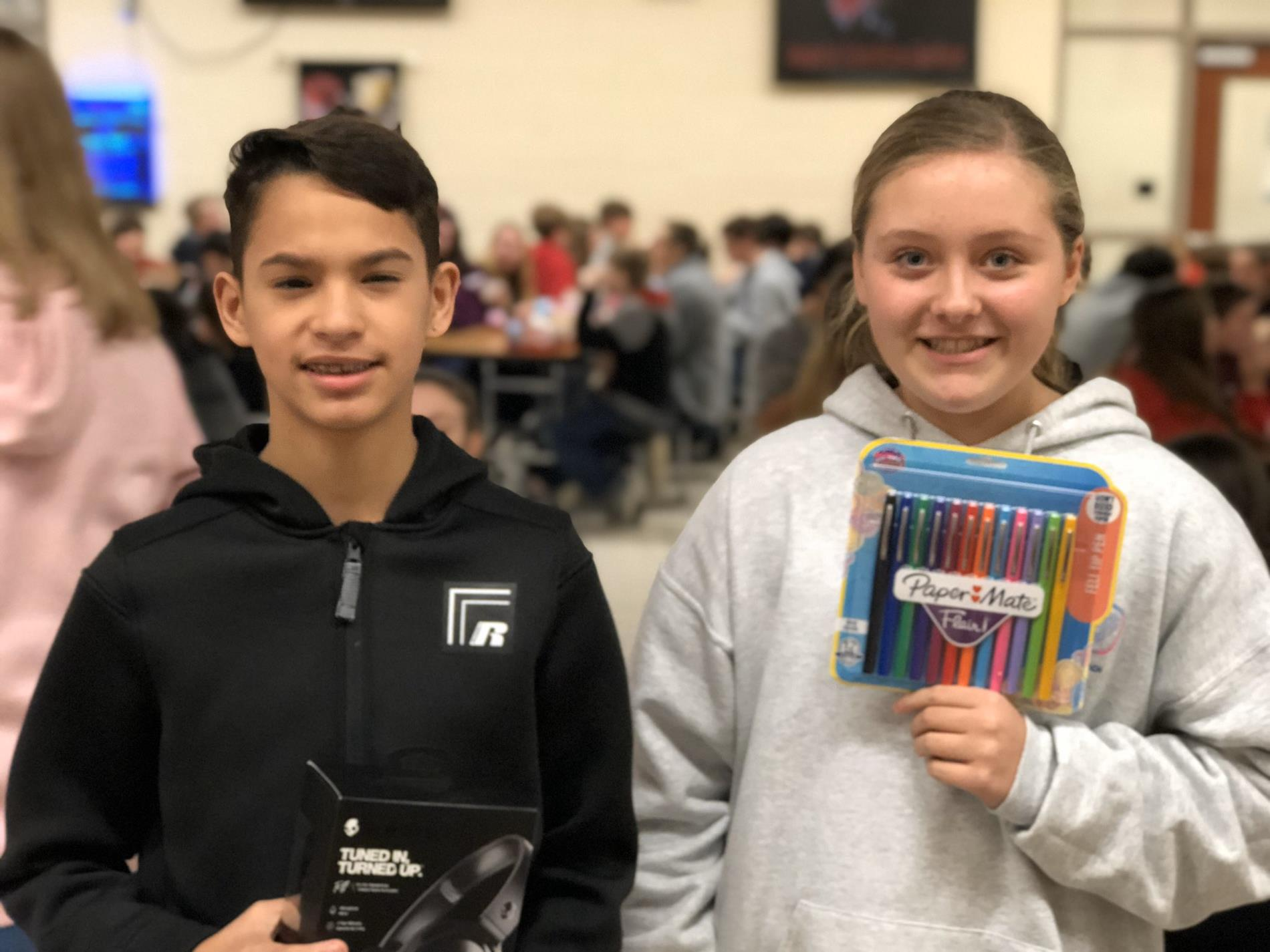 7th grade prize winners