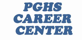 PGHS Career Center Title