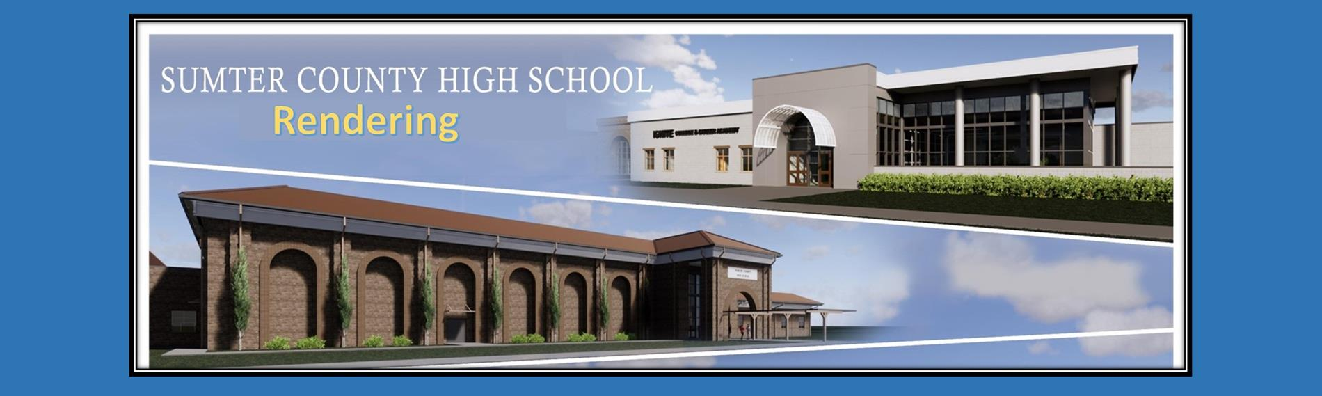 SCHS New Building Rendering