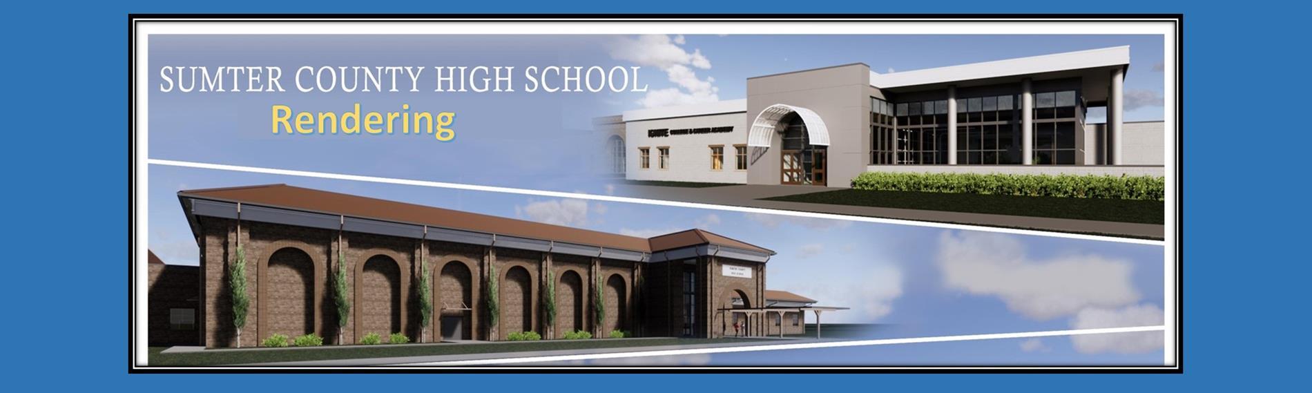 SCHS New Building Rendering