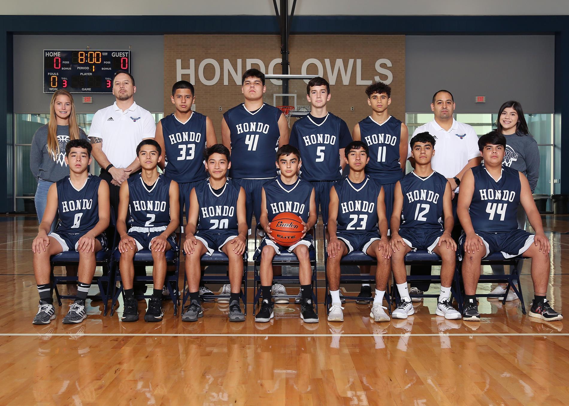 Boys Freshmen Basketball
