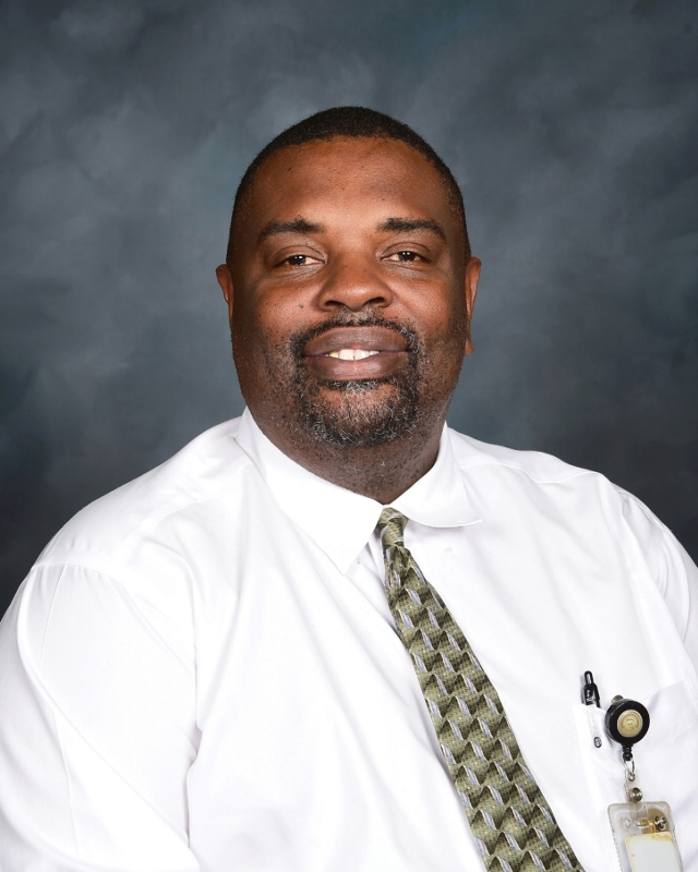 Mr. Louis Berry, Principal