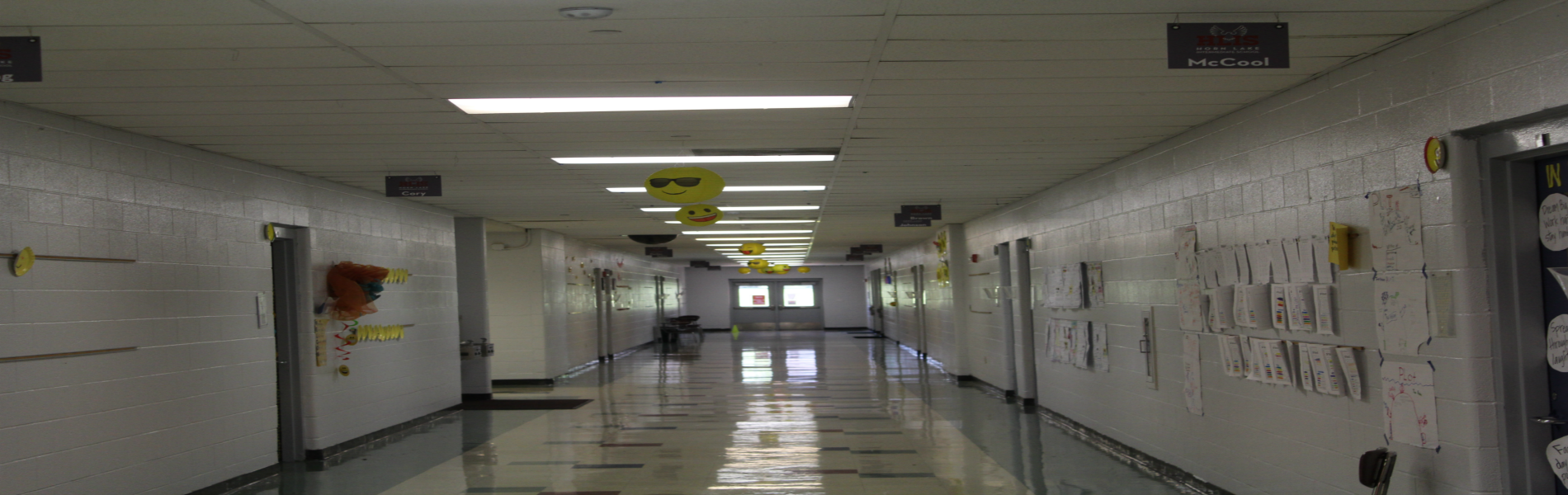 HLIS 3rd Grade Hall