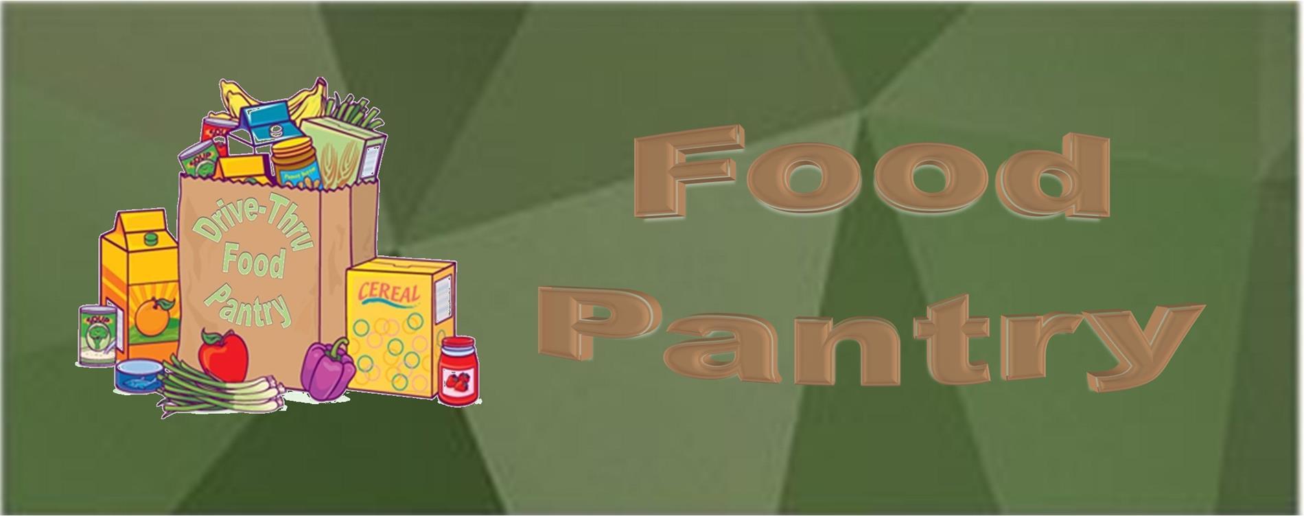 Food Pantry Header