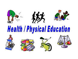 Health/Physical Education Page