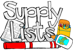 FHS Suggested Supply List
