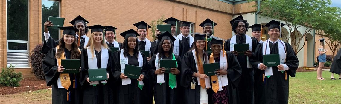 ESCC Graduation
