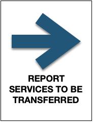 transferred