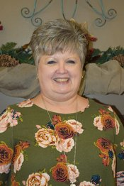 Vickie Sis Byington Business and Finance Secretary