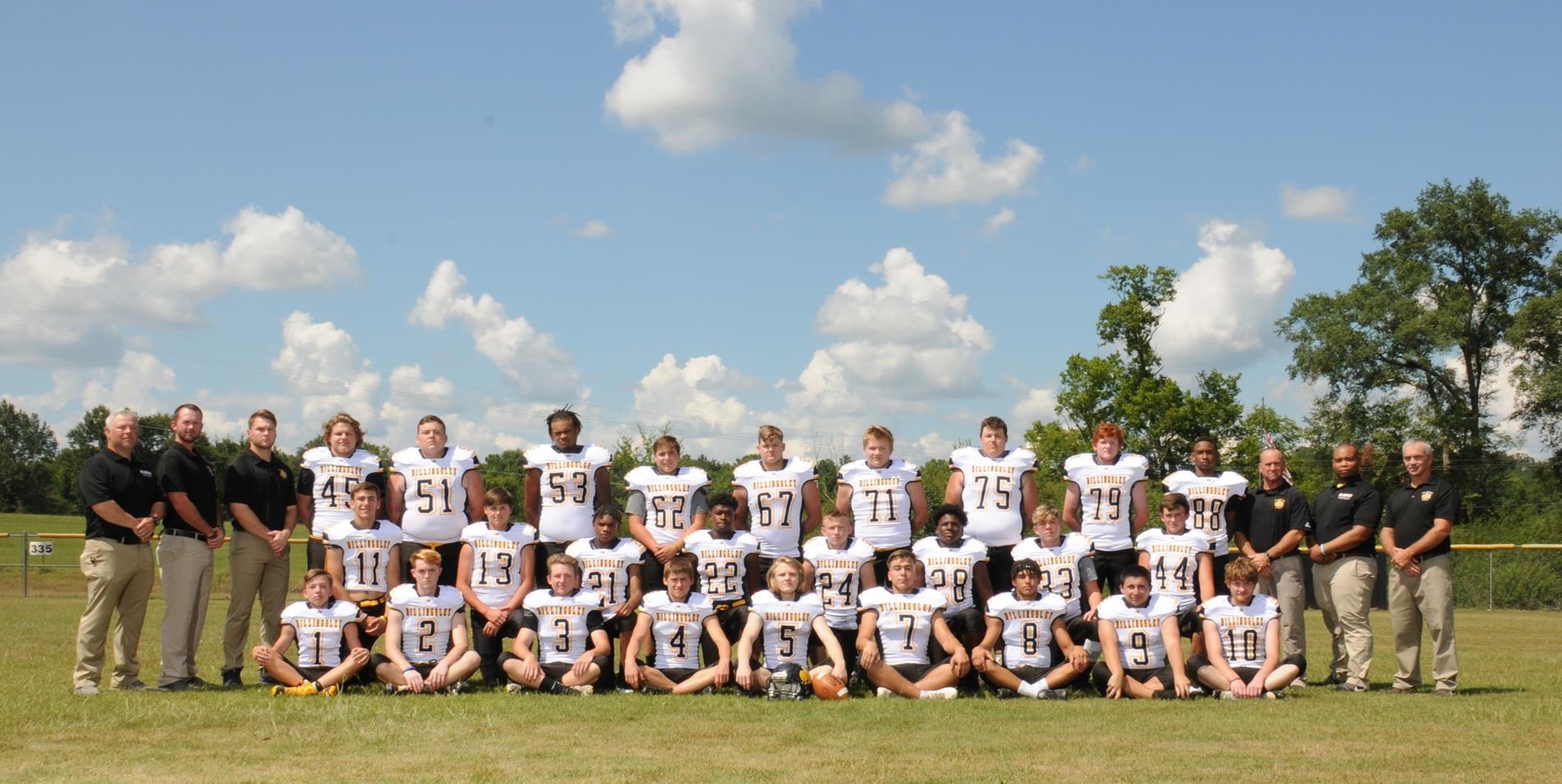 Football Varsity Team