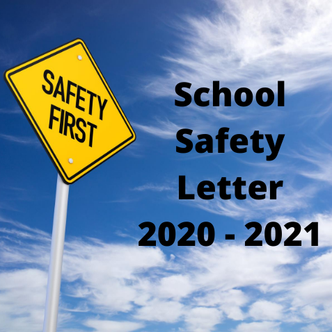 School Safety Letter English