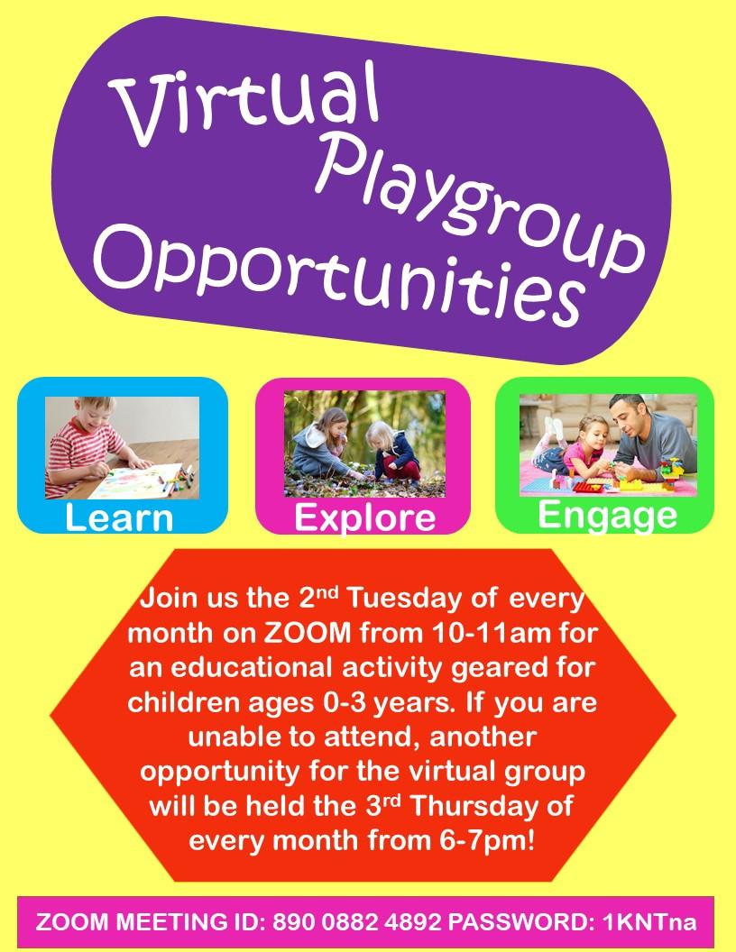 Virtual Playgroup