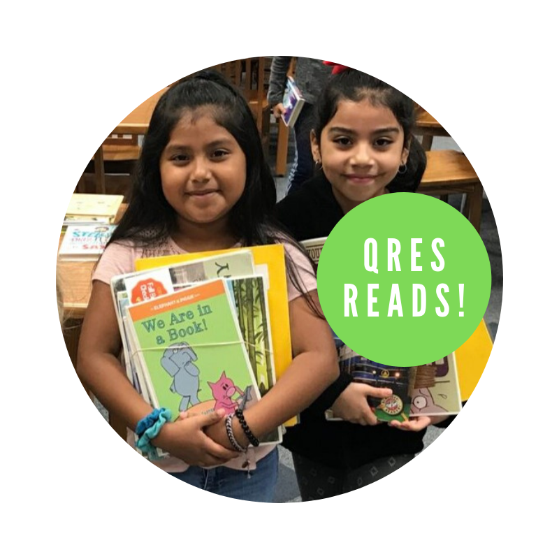 QRES Reads!