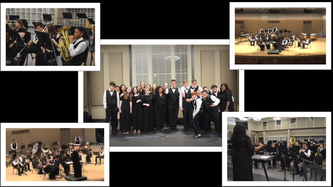 Band concert photos