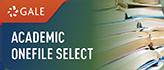 academic onefile select banner