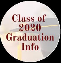 Class of 2020 Graduation Info