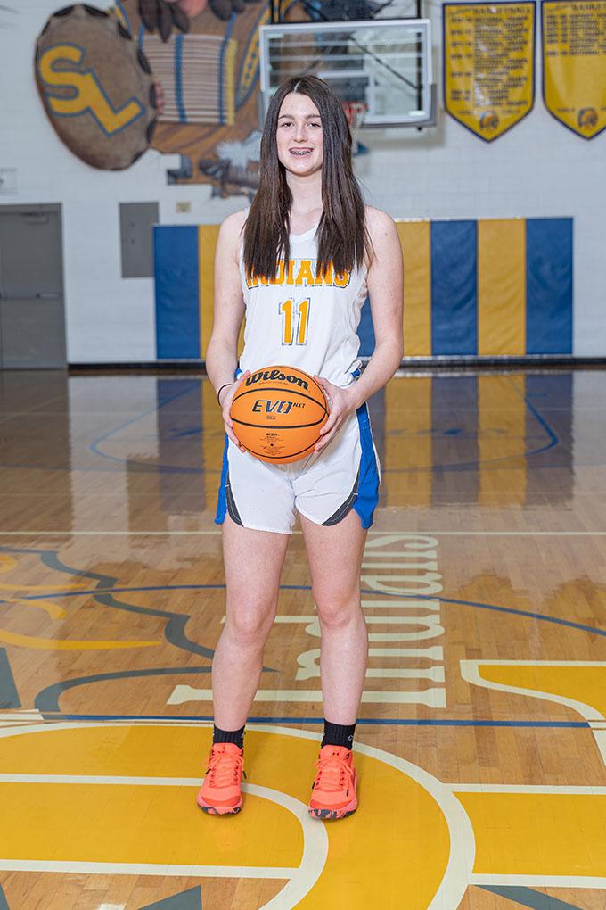 Sophomore Olivia Kearns