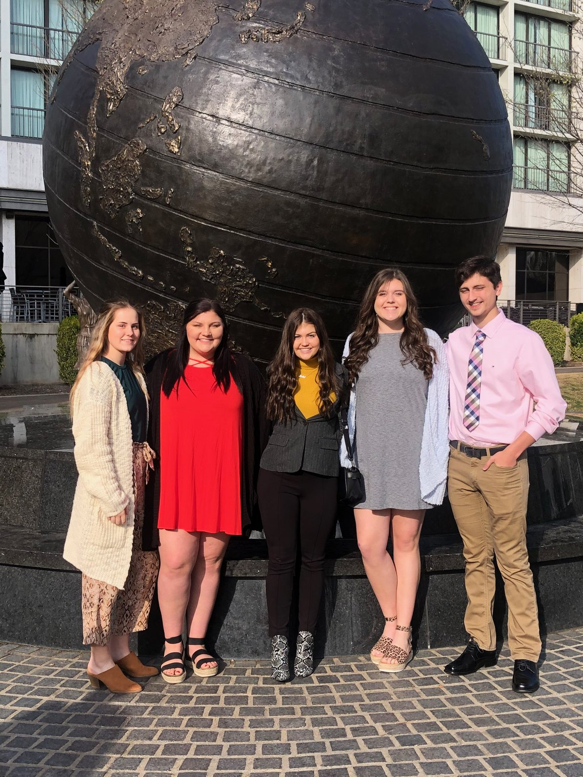 BPA students attend Spring Conference in Tulsa