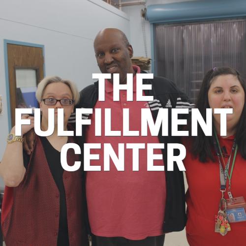 the fulfillment center