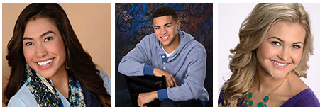 Click HERE to Schedule your Portraits