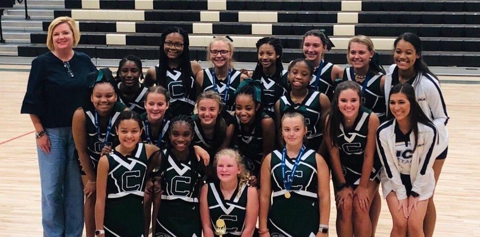 Clark-Shaw Cheerleaders