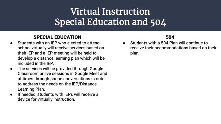 Virtual School Slide 30
